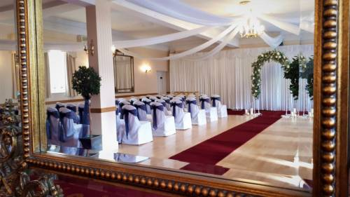 Wedding Ceremony In Our Ballroom