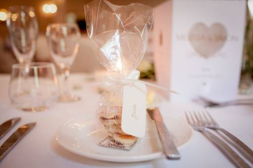 Welsh Cake Wedding Favours