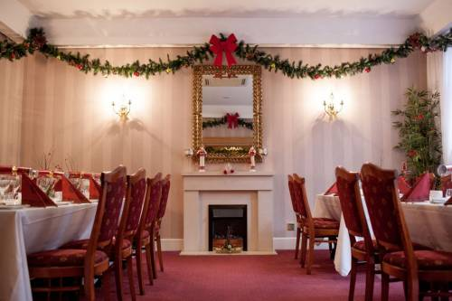 New Dining Room At Christmas