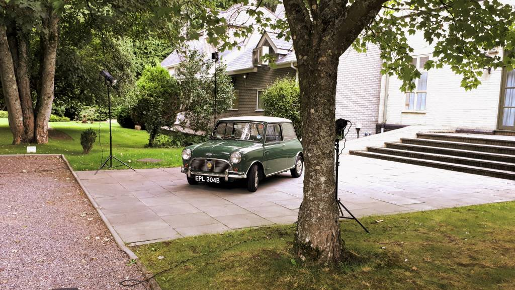 Image of 1964 Austin Mini Cooper
