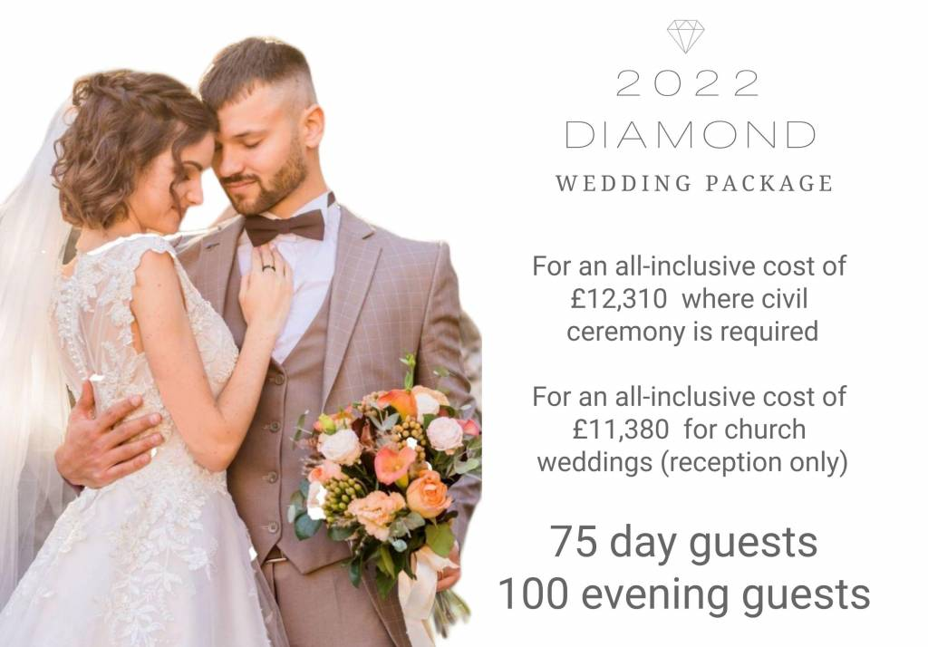 Download Diamond Wedding Package
